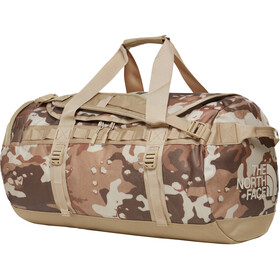 The North Face Base Camp Duffelilaukku M, moab khaki woodchip camo desert print/twill beige